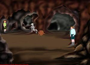 Cave_escape