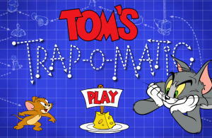 Tom and Jerry - Tom's Trap-O-Matic