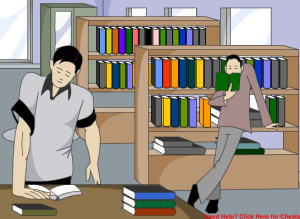 Library_escape