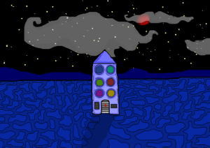 Crimson Planet