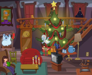 Caspers_hounted_christmas