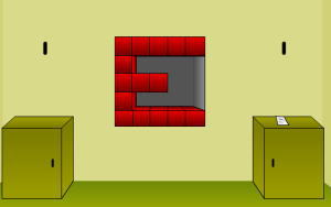 Yellow Blocks Escape