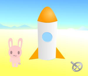 Rabbit_rocket