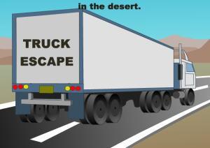 Truck_escape