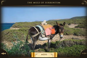 Roman Mysteries - The Mule of Surrentum